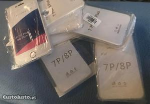 IPhone 7 Plus e 8 Plus capas e acessórios.