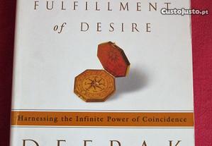 The Spontaneous Fulfillment of Desire, Deepak C.
