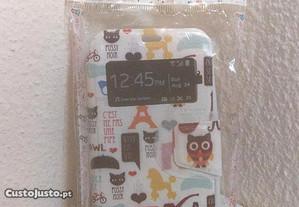 Capa Carteira Nova p/ Nokia Lumia 635 França
