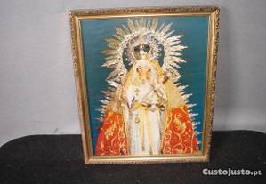 Quadros religiosos - Molduras diversas