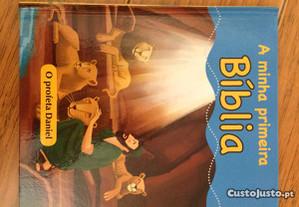 A minha primeira bíblia o profeta Daniel