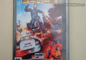Jogo PSP - Pursuit Force