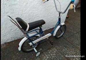 Bicicleta chopper de criança Vilar Janota