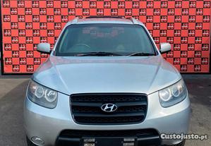 Viatura para PEÇAS Hyundai Santa Fé 2.2 CRDI 08´