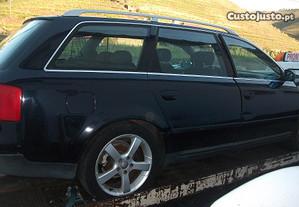 Audi A6 1.9 TDi para peças - 01