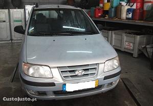 Hyundai Matrix 1.5 CRDi para peças - 02