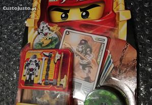 LEGO 2174 Ninjago Kruncha 2011 Novo e Selado