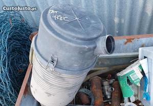 Retroescavadora - Caterpilar 438C Filtro Ar