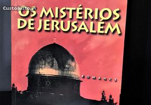 Os Mistérios de Jerusalém de Marek Halter