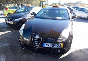 Alfa Romeo Giulietta 1.6 JTDM DISTINCTIVE - 13