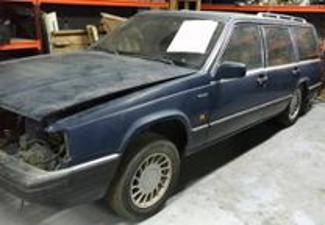 Volvo 760 Turbo - Peças
