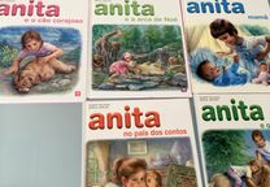 Livros da Anita