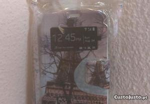 Capa Carteira Nova p/ Nokia Lumia 635 Torre Eiffel