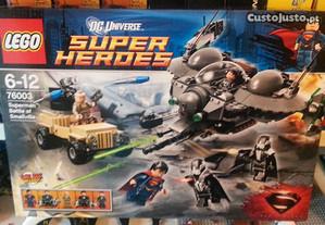 LEGO 76003 Superman Battle of Smalville Heroes DC