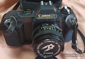 Máquina fotográfica CanonT50