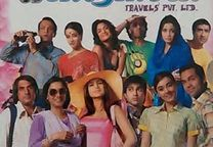 Honeymoon Travels Pvt. Ltd - Filme Indiano Bollywo