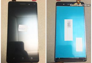 Ecrã/Display + touch para Huawei G Play Mini G650