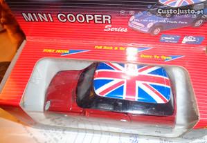 Mini Cooper Miniatura 1/43 Welly Oferta Envio