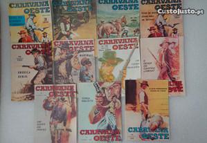 Livros Caravana do Oeste