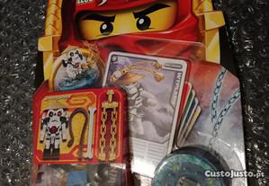 LEGO 2175 Ninjago Wyplash 2011 Novo e Selado