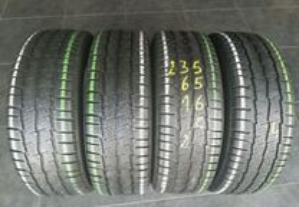 4 pneus 235 65 R16C Michelin