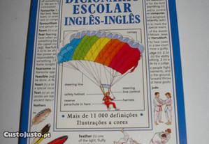 Dicionário Escolar Inglês-Inglês