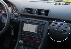 Patilha do porta luvas de Audi A4