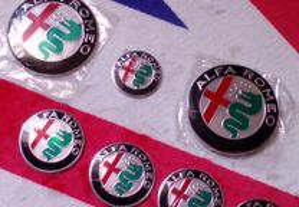 Alfa romeo Emblemas