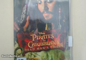 Jogo PSP - Disney Piratas das Caraíbas