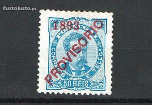 Selo Portugal 1892/3-Afinsa 93 MLH
