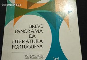 Breve Panorama da Literatura Portuguesa