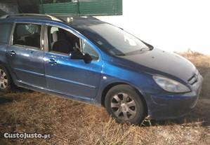 Peugeot 307 1.4hdi de 2003