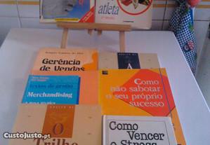 Livros técnicos e auto-ajuda