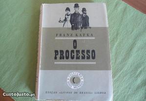 O Processo por Franz Kafka