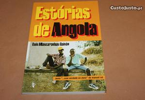 Estórias de Angola de Luís Mascarenhas Gaivão