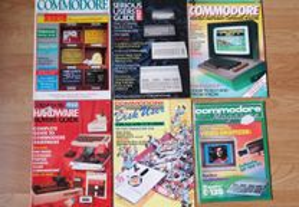 Revistas Commodore 64