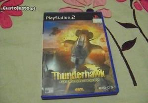 Jogo Ps2 Thunderhawk Operation Phoenix 10.00