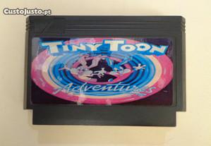 Jogo Famicom - Tiny Toon Adventures