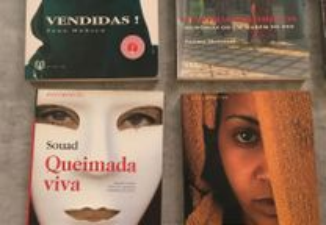 Livros da Coleção Documentos ASA e Circulo Leitore