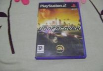 Jogo Ps2 Need For Speed Undercover 10.00