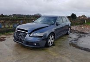 Audi A6 2.0 TDi S-Line C6 / 4F para peças 2004/11