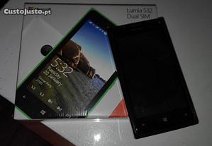 Telemovel Microsoft Nokia Lunia 532 dual sim