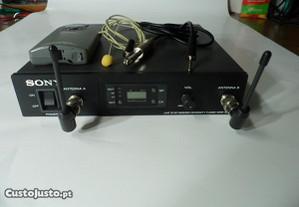 Sony Wrr-800 UHF Synthesized Diversity wrt-805
