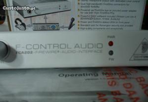 Interface Control fca202 Firewire