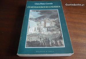 Os Mensageiros Secundários de Clara Pinto Correia