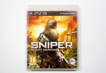Sniper Ghost Warrior (Sony Playstation 3)