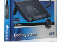 NGS Cooling Stand TurboStand Iluminated Fan - USB