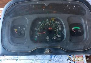 Trator- Conta horas New Holland TL90