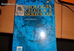 Livro Biologia Celular Molecular Oferta Envio