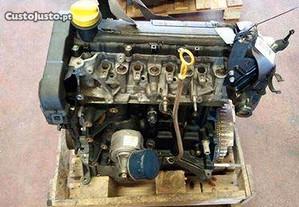 motor Renault scenic k9k722
